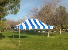 New! 10x15 carnival tent