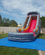 20ft Towering Inferno waterslide