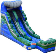 Just Arrived! Ocean Wave Water Slide