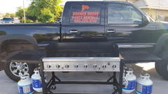 Giant event grill