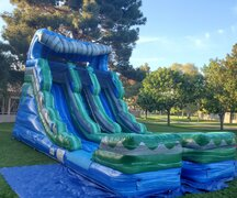 Just Arrived! Ocean Crush Double Lane Water Slide