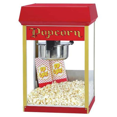 commercial 8oz popcorn machine