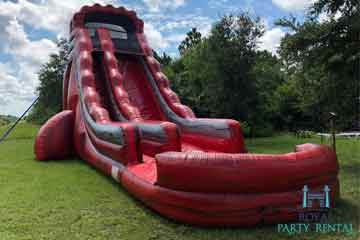 water slide rental naples fl