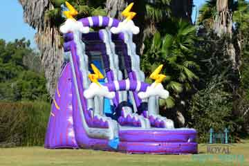 water slide rentals naples fl