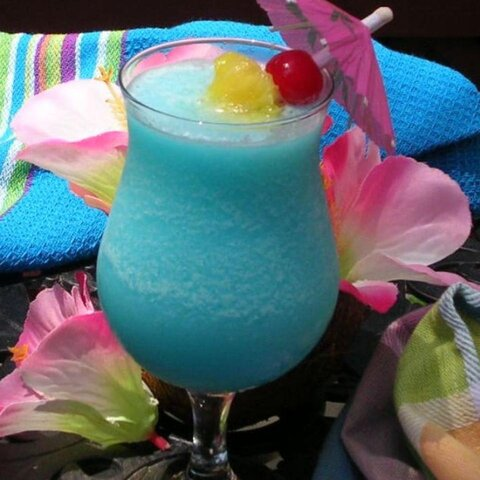 Blue Hawaiian Mix