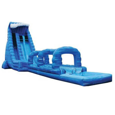 Blue Crush Waterslide