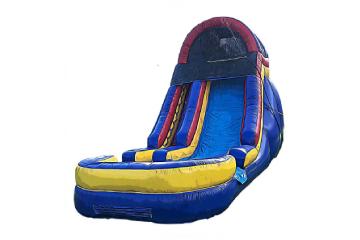 water slide rentals toledo