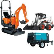 Earth Moving Equipment Rental Massachusetts