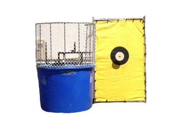 dunk tanks rentals toledo ohio