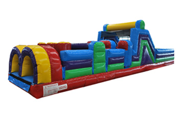 obstacle course rentals toledo