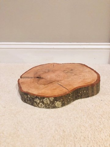 Decorative Wood Slices