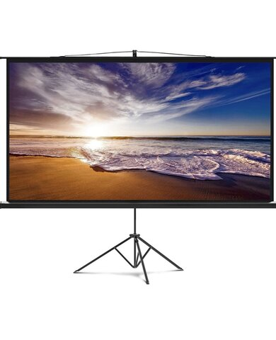 "84"" Projection Screen"
