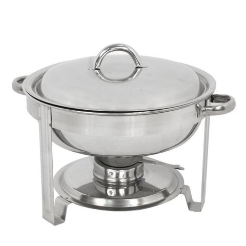 5 Quart Stainless Steel Chafing Dish