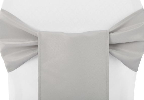 GRAY CHAIR SASH