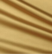 "GOLD 120"" ROUND TABLECLOTH (POLYESTER)"