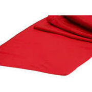 RED RUNNER TABLE RUNNER