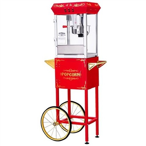 8 oz Popcorn Machine