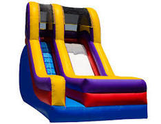 18' Giant Party Slide