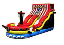 Captain Jacks 18' Water Slide