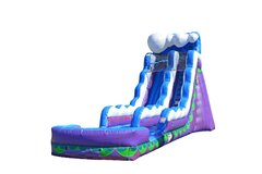 19' Kahuna Wave Water Slide