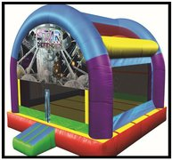 Star Defender Wacky Arch Bouncer