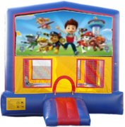 New Paw Patrol Bounce House