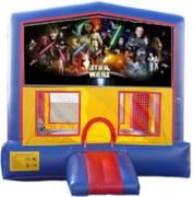 New Star Wars Bounce House