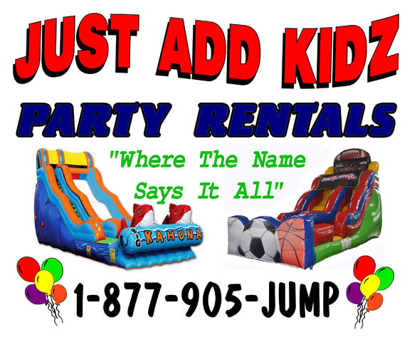 Just Add Kidz Party Rentals