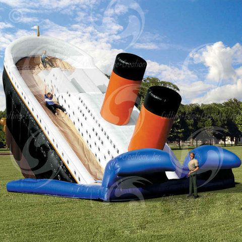 33' Titanic Adventure Slide