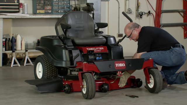Riding Mower Tune-Up