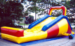 14' Inflatable Junior Slide