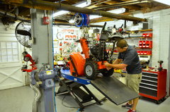 Two-Stage Snowblower Tune-Up