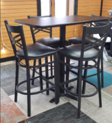 42in Pub Table & Chair Set