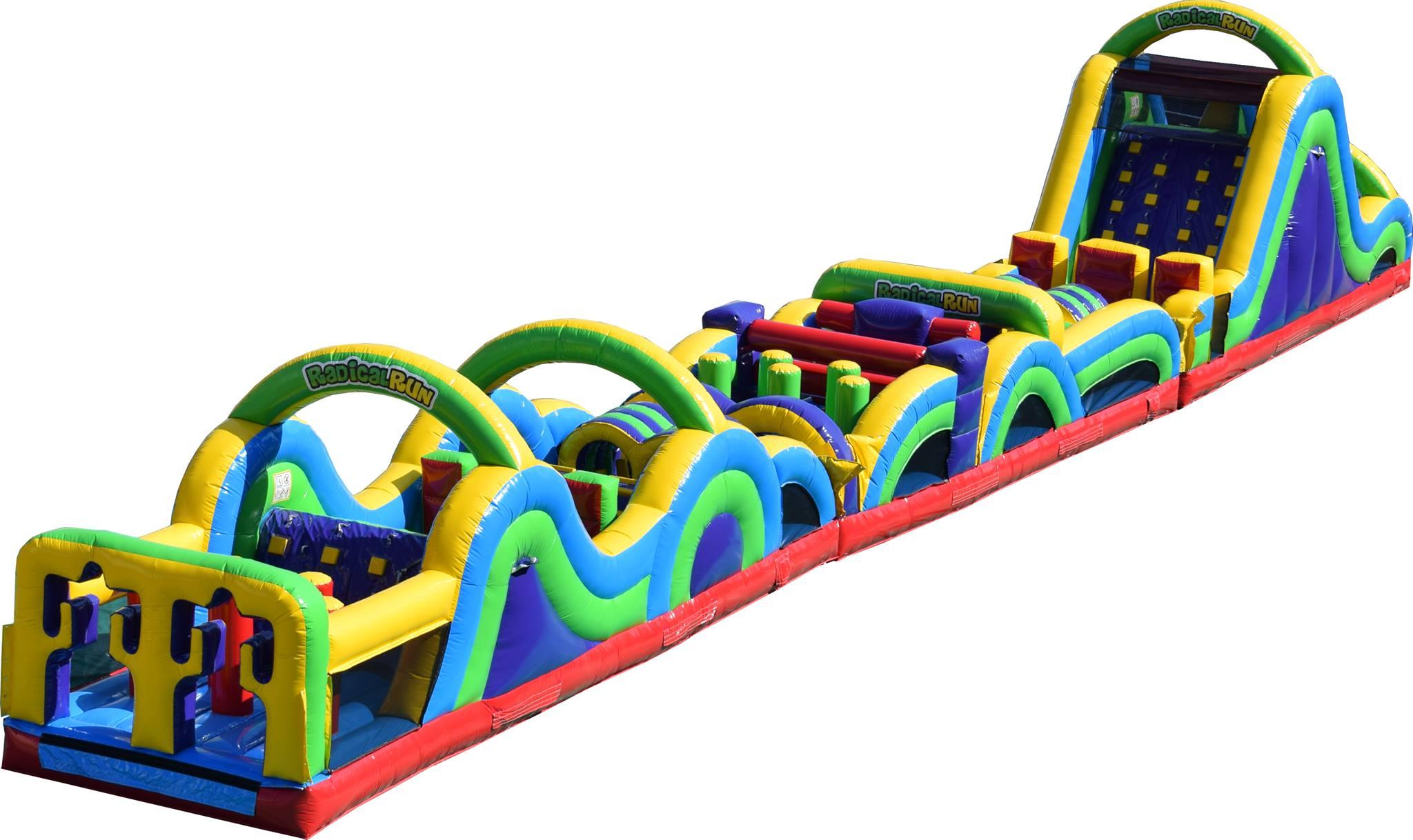 Obstacle Course Rentals Cincinnati