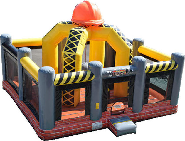 Inflatable Game Rentals Cincinnati