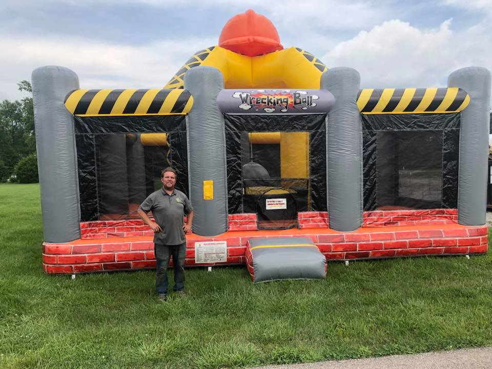 inflatables for rent near me