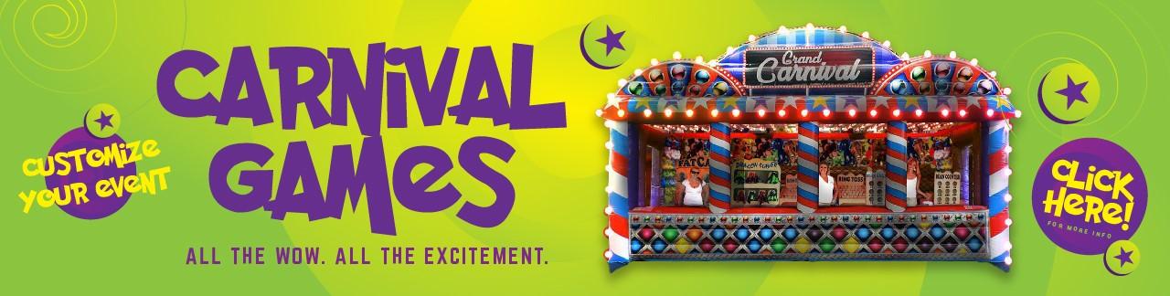 carnival game rentals Cincinnati