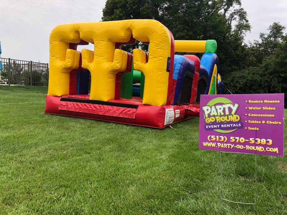 obstacle course rentals Cincinnati