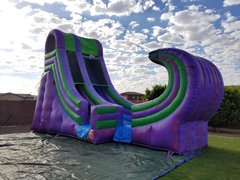 19' Party Plunge Water Slide