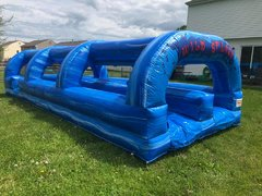 30' Double Lane Slip N Slide