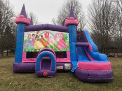 Princess Party Combo (Wet or Dry)