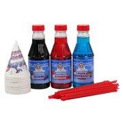 Sno Cone Syrup - Red and Blue
