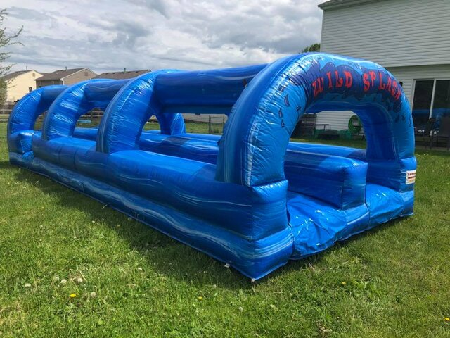 30' Slip N Slide, Concession Machine & Game