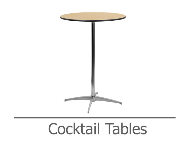 Tables - Cocktail Tables