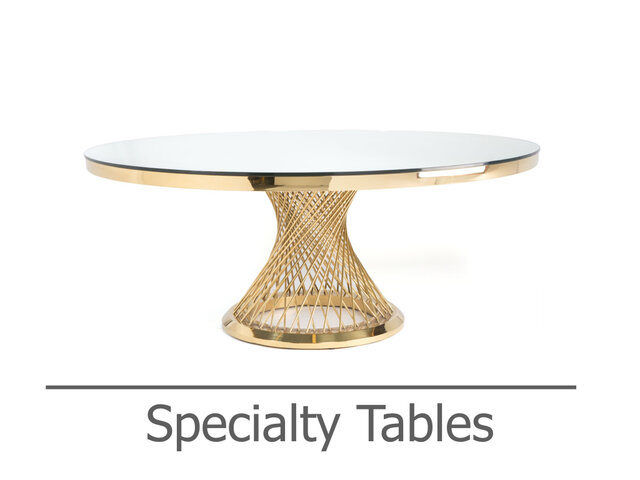 Tables - Specialty Tables