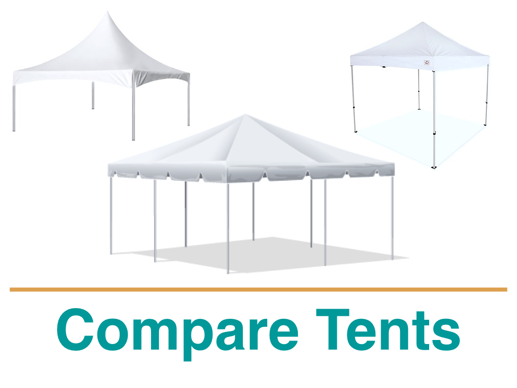 We carry a large verity of tents perfect for any event. Compare our tent series and see what is the best fit for your event.  sc 1 st  Rickys Party Rentals & Tents   Rickyu0027s Party Rentals