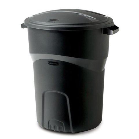Trash Can W/ Liner