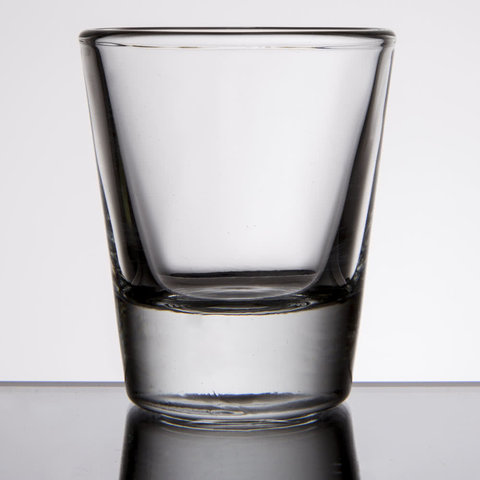 Glassware - Shot Glass 1.5 oz