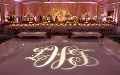 Custom Gobo Projector with Stand