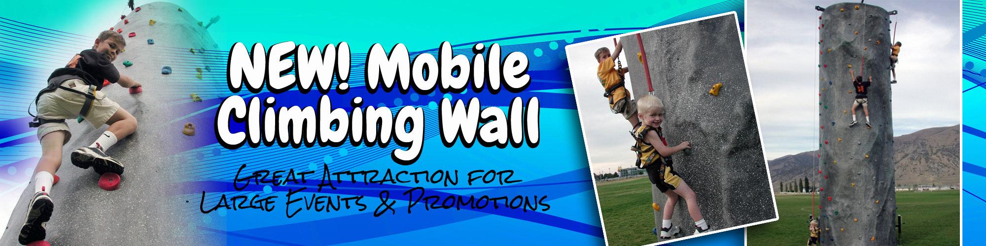 Climbing Wall Rental